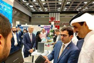 Армянский павильон ИТ на выставке в Дохе посетили эмир Катара и президент Руанды