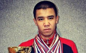 В России убит чемпион по боксу из Кыргызстана