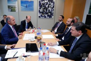 Австрия поддержит Армению в вопросе начала диалога о либерализации визового режима с ЕС