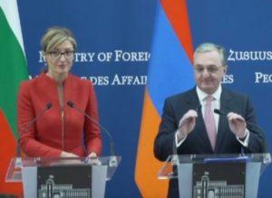 Армении и Болгарии необходимо прямое регулярное авиасообщение – Захариева