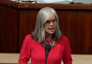 Сенатор Кэтрин Кларк: Сегодня я выступаю в поддержку резолюции о признании Геноцида армян