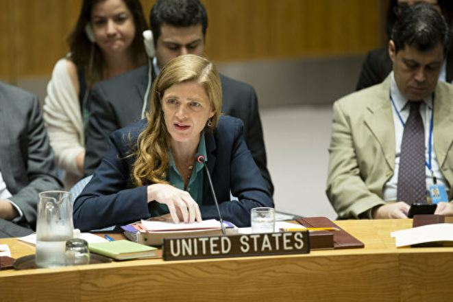 Саманта Пауэр о признании Геноцида армян: Турция слишком долго запугивала Америку