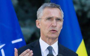 Двери НАТО остаются открытыми для Украины – Столтенберг