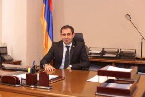 Министр территориального управления и инфраструктур Армении отправится в Иран