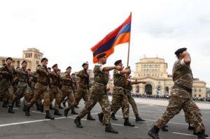 Армения увеличит военный бюджет на 25,3%