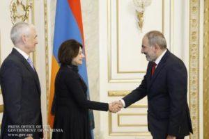 Премьер Армении и заместитель генсека ООН подчеркнули важность сотрудничества