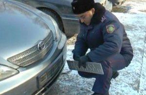 По белорусскому пути: в Казахстане хотят конфисковывать авто у нарушителей