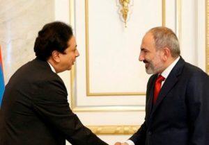 Премьер-министр принял исполнительного директора инициативы Партнерство «Открытое правительство»