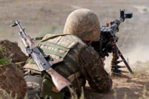 В ряде воинских частей ВС Армении прошли тактические, практические и методические занятия