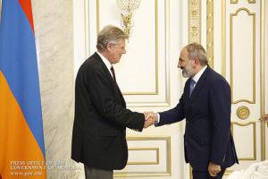 Конгрессмен Паллоне готов продолжать активные усилия для придания нового импульса отношениям между Арменией и США