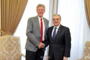 Расширение армяно-американской политической повестки остается одним из приоритетов внешней политики Армении