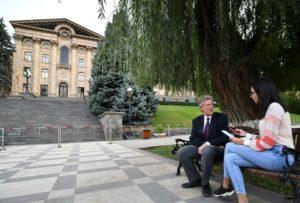 США не должны оказывать какую-либо военную поддержку Азербайджану: эксклюзивное интервью Паллоне