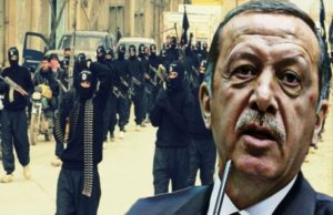 Террористическая Турция напала на Сирию