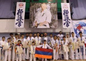 Представители KWF Armenia завоевали 20 медалей на международном турнире «KWF Ukrainian Open Cup 2019»