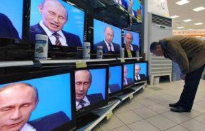 """Отнимает """"хлеб"""" у пропагандистов: Путин заявил, что федеральным каналам не следует критиковать Украину"""