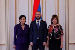 США являются одним из важнейших партнеров Армении: Спикер Парламента принял членов Палаты представителей