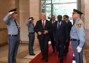 Президент Армении возглавит Группу известных лиц Конференции ООН по торговле и развитию