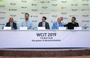 WCIT 2019: Алексис Оганян и Серж Танкян сообщили грандиозную для армян всего мира новость