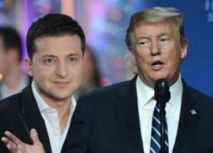 Трамп и Зеленский не поздравили Путина