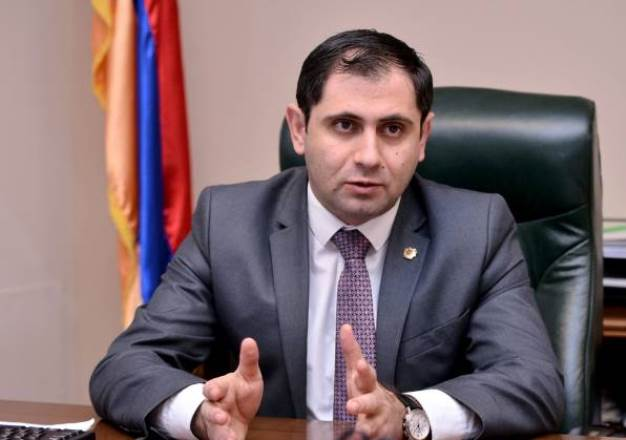 Сурен Папикян участвует в крупном энергетическом форуме в Москве