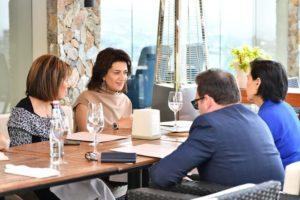 Анна Акопян поблагодарила конгрессменов США за усилия ради Армении и Арцаха