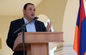 """Вор должен сидеть в тюрьме: Суд отправил экс-главу Всеармянского фонда """"Айастан"""" в СИЗО"""