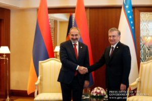 Президент Узбекистана пригласил меня в Ташкент, я его – в Ереван: Никол Пашинян