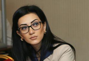 Ответ Пашиняна Алиев стал проявлением государственного мышления – Арпине Ованесян