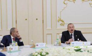 В Ашхабаде Пашинян и Алиев беседовали более двух часов