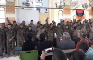 Армяне Камышли не намерены покидать родные очаги
