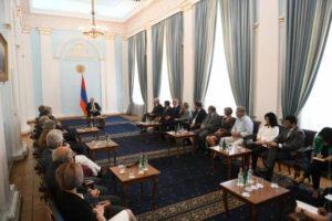 Немецкий научный центр заключил соглашения с армянскими коллегами