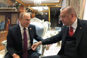 Россия поддержала турецких террористов: пока весь мир выступает против турецкой агрессии, Москва выступает за террор