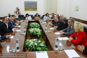 В столице Арцаха будет построен Центр франкофонии