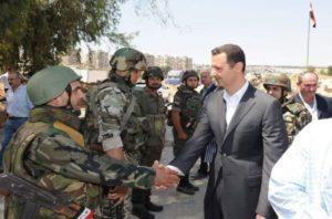 Сирия отправила войска на север для противостояния турецкой агрессии