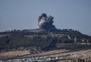 При налете турецких ВВС в Сирии погибли иностранные журналисты