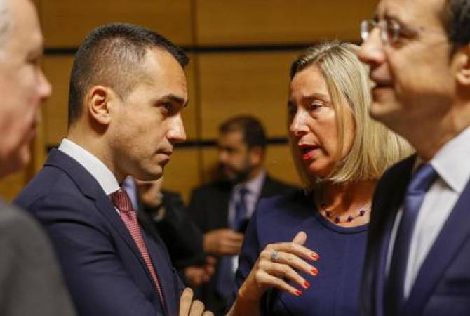 Остановить турецких фашистов: Италия пересмотрит контракты на поставки оружия Турции