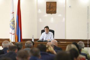 Ереван тот город, который может принять вызовы и победить – Марутян