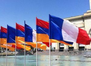 Глава МИД Армении принял делегацию Франции