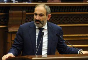 Пашинян сообщил причину, почему президент Беларуси рано покинул Ереван