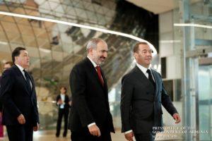 Одним из приоритетов председательства Армении в органах ЕАЭС является диверсификация внешнеэкономических связей – Пашинян