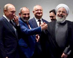 Никол Пашинян рассказал о встрече с президентом Ирана