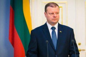 Премьер-министр Литвы планирует визит в Армению