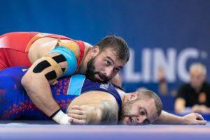 Борец Давид Овасапян – бронзовый  медалист ЧМ в  категории М-23