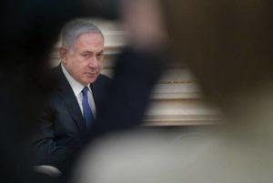 В Израиле задержали подозреваемого в распространении угроз Нетаньяху в интернете