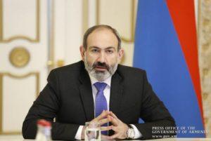 Премьер коснулся обсуждений вокруг преподавания истории армянской церкви в школах