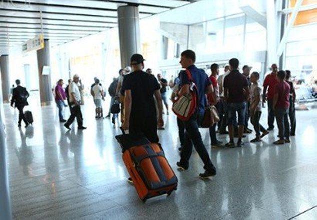 Пассажиропоток в двух аэропортах Армении увеличился на 11.5 %