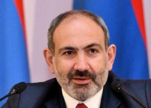 Пашинян: Армения должна быть страной, где уважают право человека мыслить