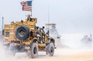 США сообщили России об обстреле американских военных в Сирии протурецкими боевиками