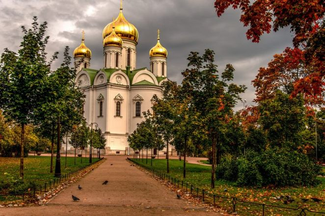 Церковные православные праздники 1 ноября