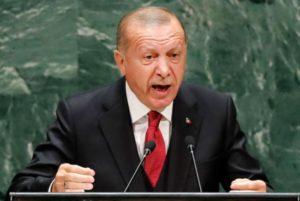 Турецкий фюрер может отменить свой визит в Вашингтона из-за резолюции о признании Геноцида армян